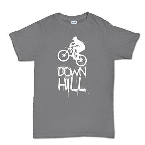 Epsion Downhill Cycling - Graffiti Bike T Shirt (Tee) -