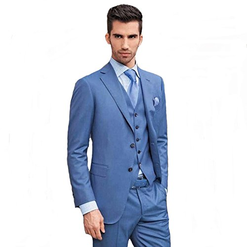 Leader of the Beauty -  Giacca da abito  - Uomo Blue