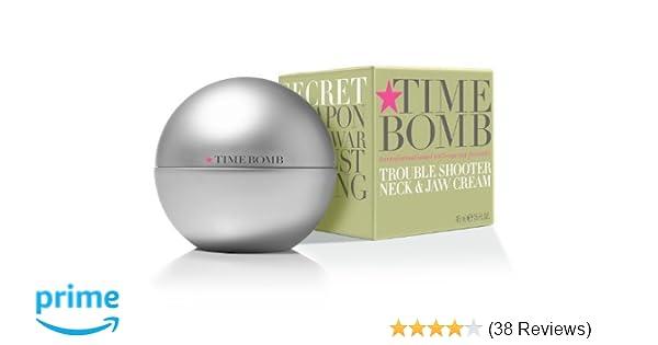 TIME BOMB Trouble Shooter Neck and Jaw Cream 45 ml: Amazon.co.uk: Luxury Beauty