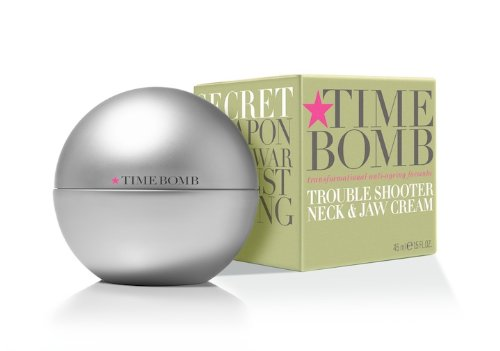 TIME BOMB Trouble Shooter Neck and Jaw Cream 45 ml