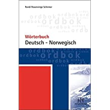 Wörterbuch Deutsch-Norwegisch