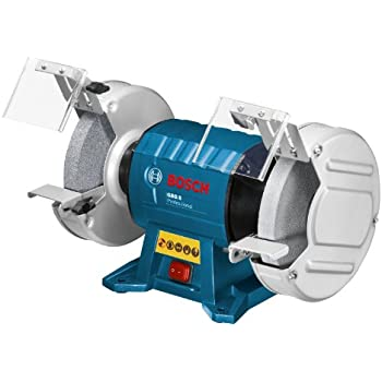 Bosch Gbg 8 Professional Bench Grinder Amazon Co Uk Diy