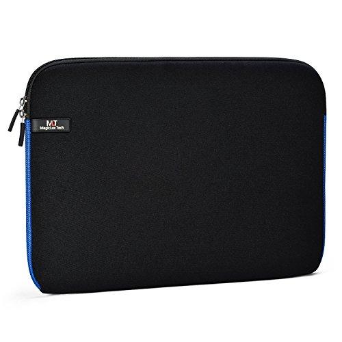MagicLux Tech 15-15.6 Pulgadas Funda Protectora para portátiles/Funda de Neopreno (Azul Oscuro)