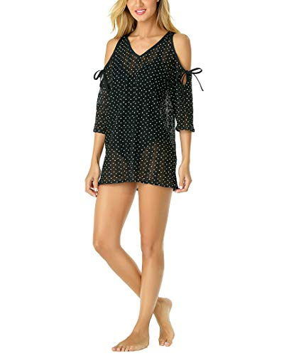 in First Lace Dot Cover-Up - Anne Cole Bademode