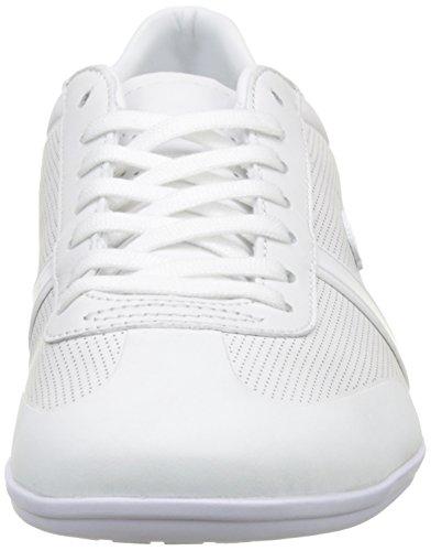 Lacoste Herren Mokara 116 1 Cam Wht Bässe, Weiß Weiß (Wht)