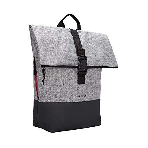 6fb9d0def173 Forvert Backpack Melange Lorenz Accessories Poliéster