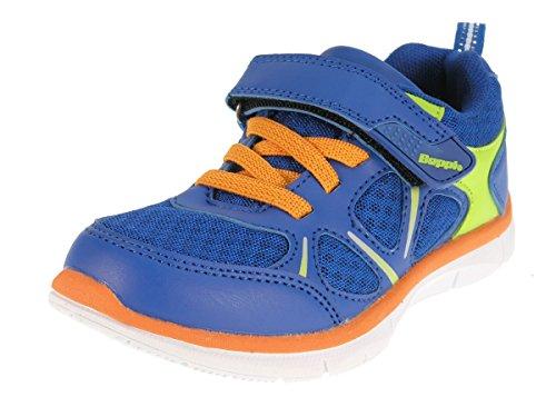 Beppi 214213 bambino Sport ** scarpe, fluorescenti, Blu (blu), 34 EU