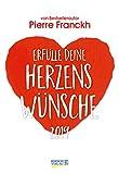 Herzenswünsche 2019: Lebensfreude-Kalender - 2 Wochen 1 Seite - Ferientermine - Format: 16,5 x 24 cm