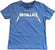 Metallica - Logo azul para niños