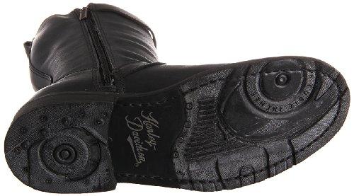 Harley-davidson Dulcie Motorcycle Boot Black