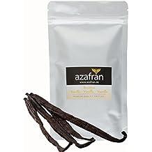 Bourbon Vanille – Vanilleschoten (10 Stk) - 15-17 cm von Azafran®