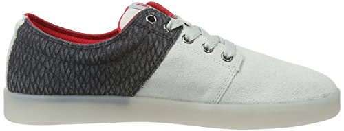 Supra  Stacks Ii, chaussons d'intérieur homme Weiß (Assassins Creed)