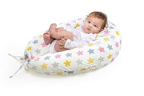 Cuscino Allattamento Pula Di Farro.Junio Cuscino Allattamento E Gravidanza Cuscino Maternita