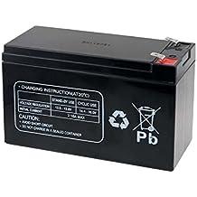 Powery Recambio de Batería para USV APC Back-UPS ES 550