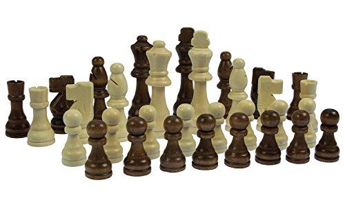 Schachfiguren Set, Schach, Spielfiguren, XL Spielfiguren, Figuren Set