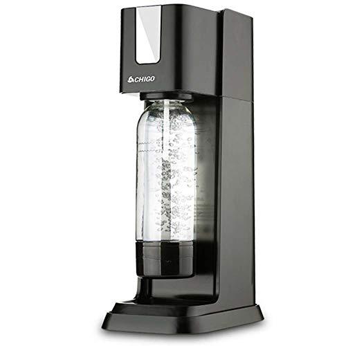 Machine à soda PET+ABS Multifonctionnel machine soda club et Eau Pétillante avec Bouteille...
