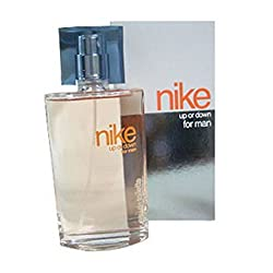 Nike Up Or Down Perf EDT for Men, 75ml