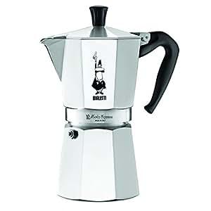Bialetti 6801 Moka Express 9-Cup Stovetop Espresso Maker