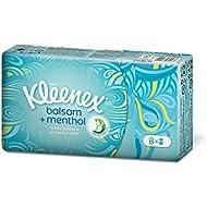 Pañuelos Kleenex Sensitive Balsam + Mentol P8