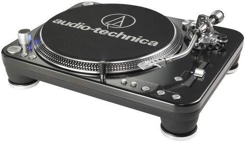 Audio Technica AT-LP1240USB Plattenspieler schwarz