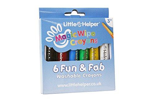 little-helper-mwc01-6-pastelli-magici-lavabili-vibranti-con-finitura-satinata-confezione-da-6-colori