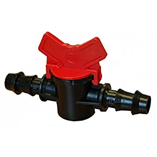 Agralan AS34 Single Soaker Hose in-Line Tap