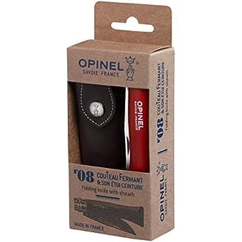 Opinel O001804 Cuchillo N°09, Amarillo, M: Amazon.es ...