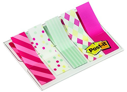post-it-lot-de-100-marque-pages-119-x-432-mm-carnaval