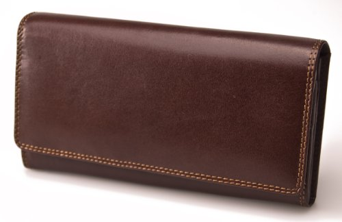 ladies-visconti-monza-italian-brown-boxed-leather-purse-wallet-zip-round-with-tab-fastener-style-mz-
