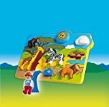 PLAYMOBIL® 6745 - 1.2.3 - Spielpuzzle Wildtiere