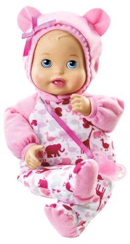 poupon interactif Little Mommy Bedtime Baby Poupée