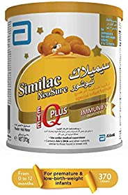 Similac Neosure Infant Formula Milk, Tin Pack, 370g
