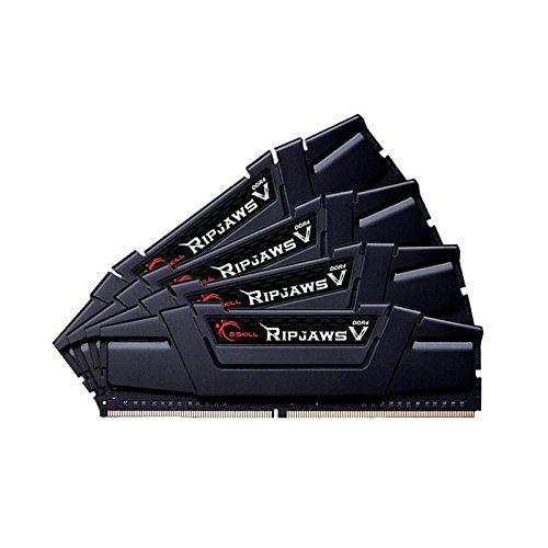 G.Skill F4-3333C16Q-64GVK Aufrüstsets, 64GB (16GBx 4) Dual Channel Kit schwarz