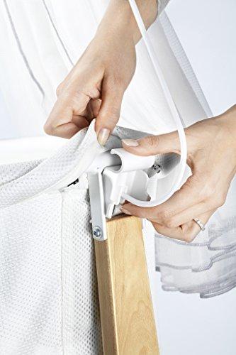 Imagen 3 de BabyBjörn Dosel para minicuna, Color Blanco