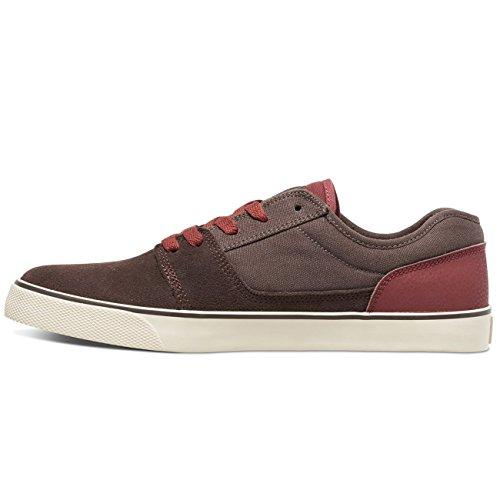 DC ShoesTonik M - Scarpe da Ginnastica Basse Uomo dk chocolate/oxblood