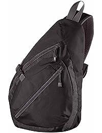 HALFAR - Sacoche bandoulière sac holster - slingpack skate - 1807800 - coloris noir