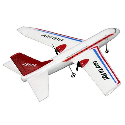 CUEYU 2019 C919 Flugzeug Spielzeug für Kinder 2.4G Radio Control 2CH RC Flugzeug Drone Segelflugzeug Outdoor Spielzeug-Weiß (Radio Flugzeuge Control)