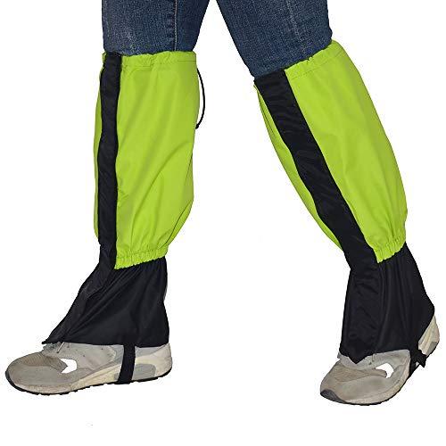 TourKing Escursionismo Ghette 1 Paio Impermeabile Outdoor Walking Arrampicata Scarponi da Sci Legging Ghettaio Uomo Donna Caccia in Esecuzione