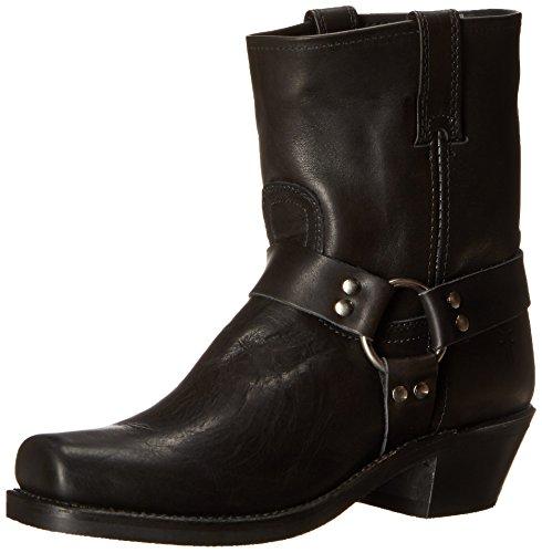FRYE - Stivali Harness 8 R, Donna Nero (BLK)