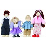 Le Toy Van Doll's House Family
