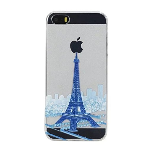 MYTHOLLOGY iphone 5s Coque - Ultra Mince Silicone Coque Protection Etui Housse Coque iphone 5 /iphone 5S /iphone SE LSTT LSTT