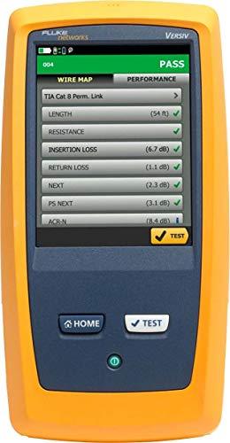 rosso NOYAFA NF-468PT POE Tester Rilevatore POE standard LAN rete cavo RJ11 RJ45 Tester Detector strumento di test con luce LED