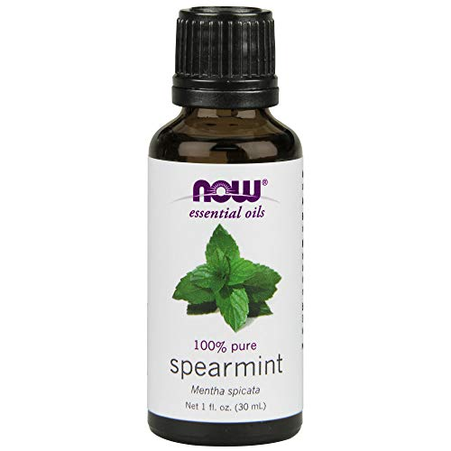 Now Foods, Essential Oils, Spearmint, 1 fl oz (30 ml)