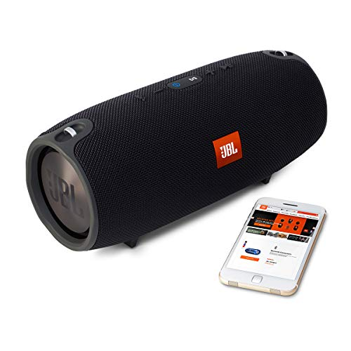 Foto JBL Xtreme Sistema Audio Portatile, Splashproof, Bluetooth, Wireless, Nero