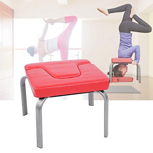Fitness Equipments Fitness & Body Building Friendly Yoga Stool Yoga Aids Workout Chair Headstand Stool Multifunctional Sports Exercise Bench Fitness Equipment Yoga Accessories