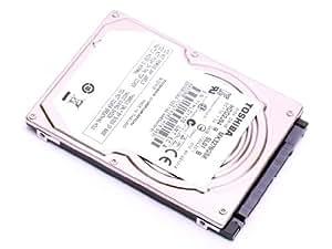Toshiba MK1255GSX (HDD2H26) 120 Go 2,5 '' Disque dur 2,5 pouces SATA-300
