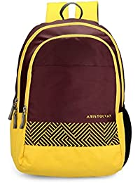 Aristocrat Zing 25 Ltrs Purple Casual Backpack (BPZING2PPL)