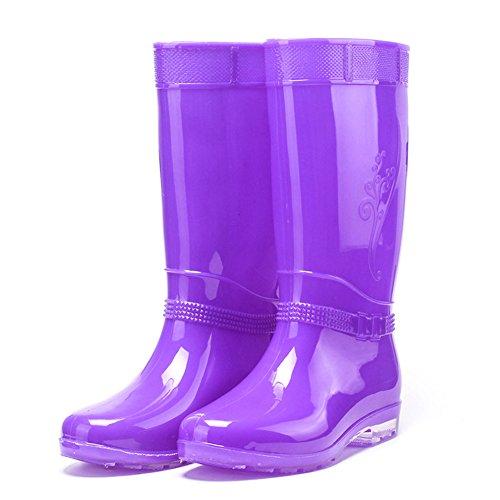 St.Roma, Scarpe da immersione donna Purple