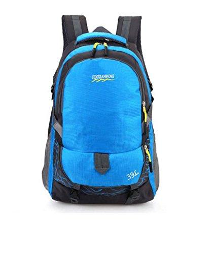 HCLHWYDHCLHWYD-Female sacchetto di alpinismo pacchetto esterno di grande capacità borsa sportiva borsa borsa tracolla uomo zaino da viaggio studenti universitari , 5 1
