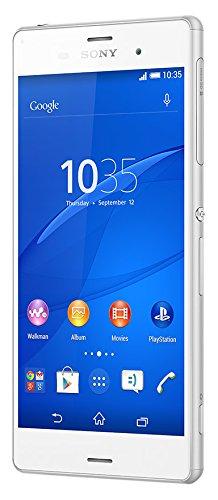 Sony Xperia Z3 16GB bianco-Smartphone 4 g, SIM singola, Android, NanoSIM, EDGE, GPRS/GSM/HSPA/UMTS, LTE